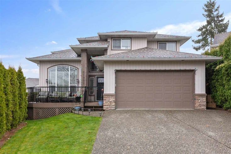 21951 OLD YALE ROAD - Murrayville House/Single Family for sale, 5 Bedrooms (R2562977)