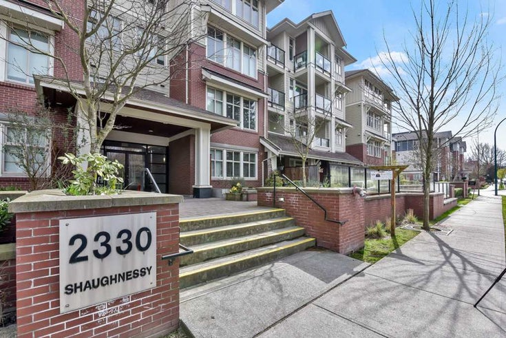 205 2330 SHAUGHNESSY STREET - Central Pt Coquitlam Apartment/Condo for sale, 2 Bedrooms (R2562980)