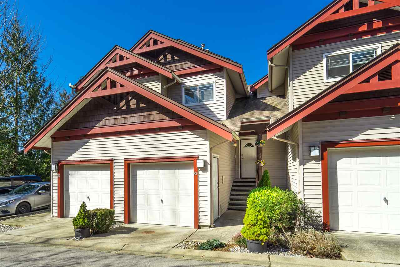81 15 FOREST PARK WAY - Heritage Woods PM Townhouse for sale, 3 Bedrooms (R2563002)