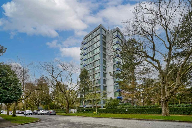 803 5425 YEW STREET - Kerrisdale Apartment/Condo for sale, 2 Bedrooms (R2563051)