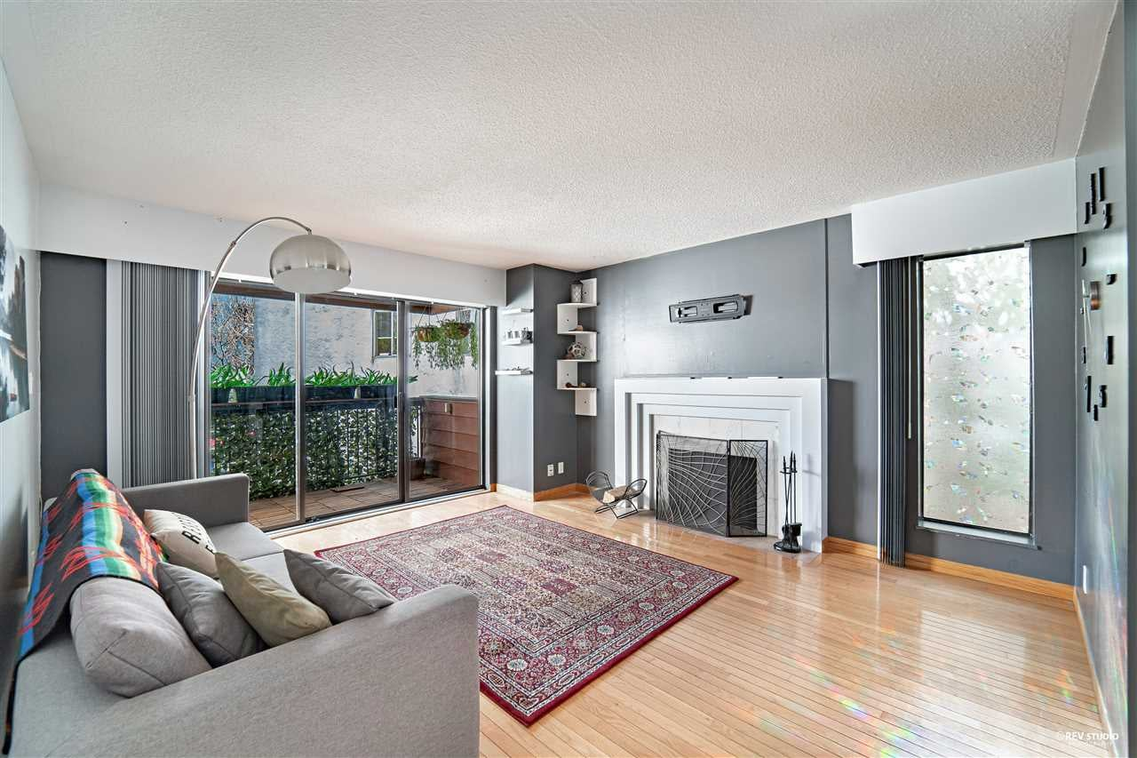 204 1649 COMOX STREET - West End VW Apartment/Condo for sale, 1 Bedroom (R2563053) - #1