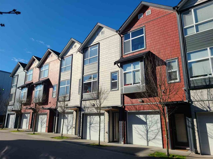 115 7533 GILLEY AVENUE - Metrotown Townhouse for sale, 3 Bedrooms (R2563069)