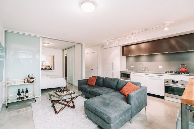 505 150 E CORDOVA STREET - Downtown VE Apartment/Condo for sale, 1 Bedroom (R2563095)