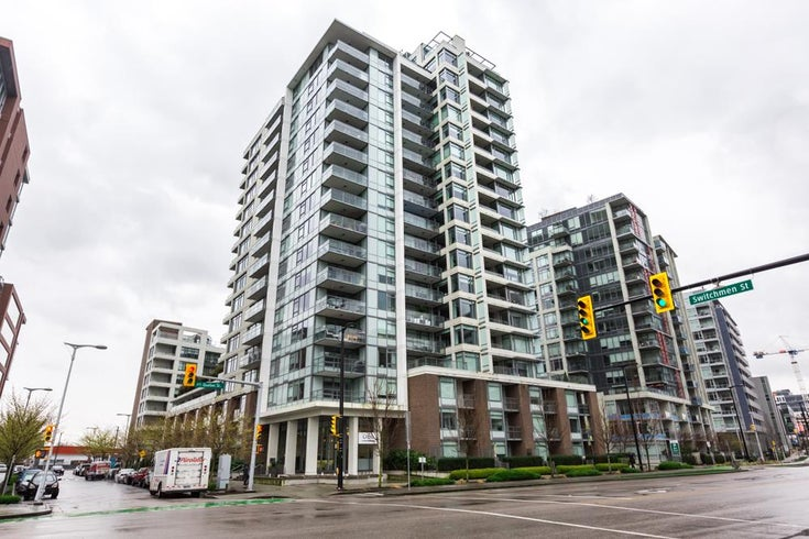 318 110 SWITCHMEN STREET - Mount Pleasant VE Apartment/Condo for sale, 1 Bedroom (R2563101)