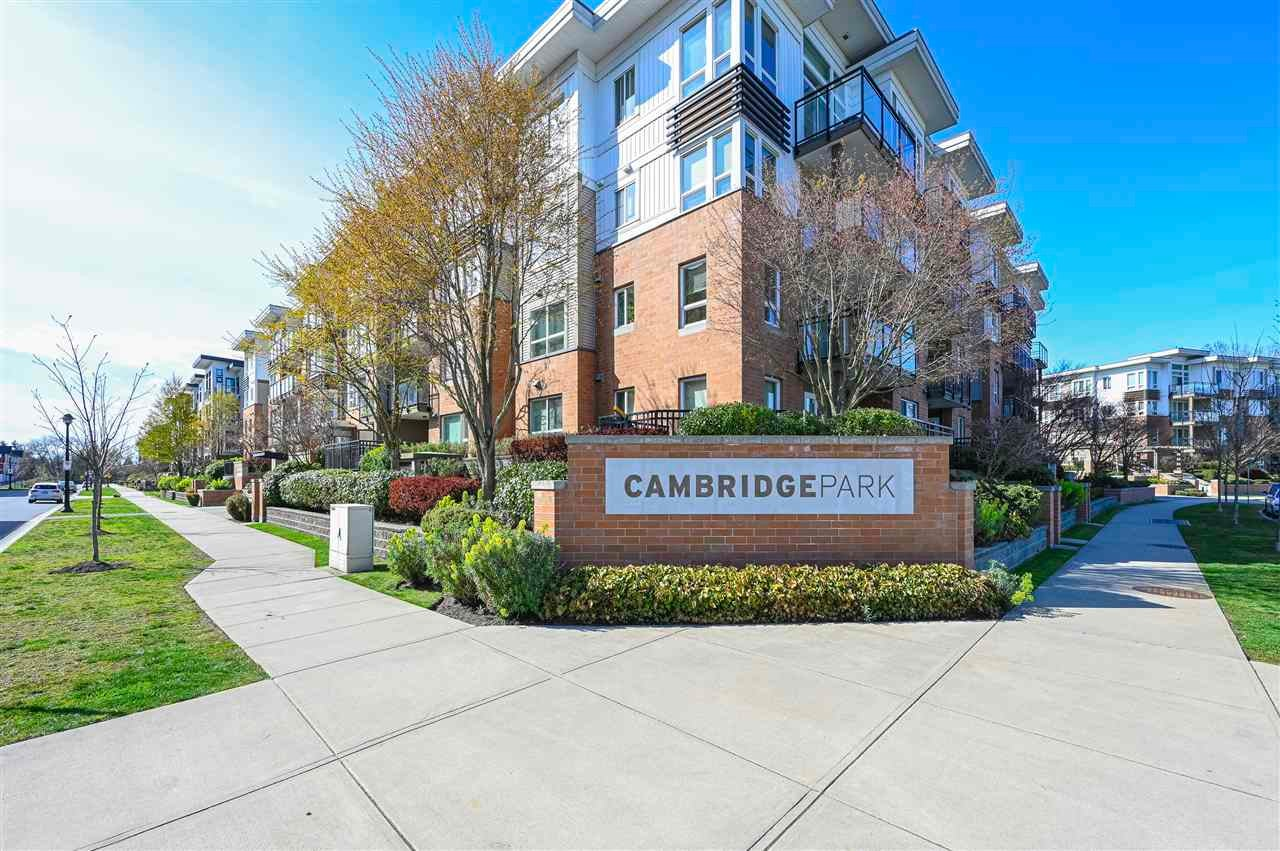 116 9399 TOMICKI AVENUE - West Cambie Apartment/Condo for sale, 1 Bedroom (R2563111)