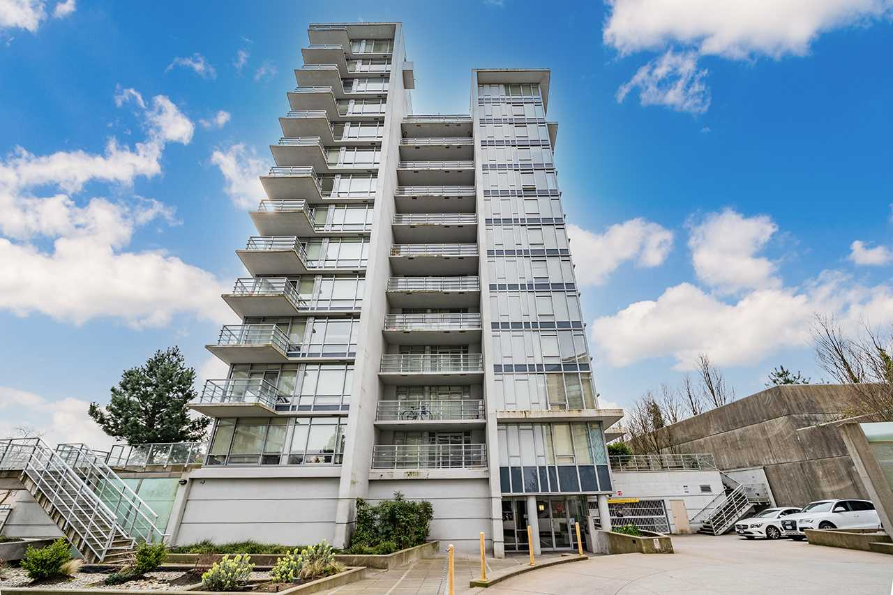 1203 8288 LANSDOWNE ROAD - Brighouse Apartment/Condo for sale, 1 Bedroom (R2563124)