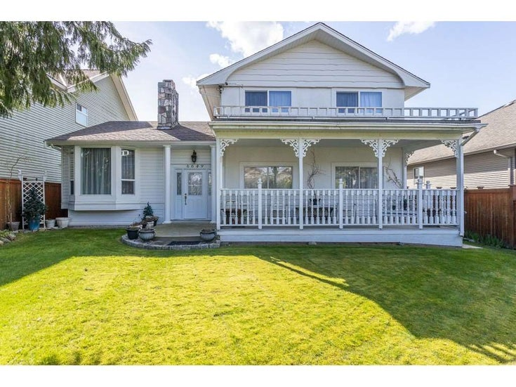 6649 184 STREET - Cloverdale BC House/Single Family for sale, 4 Bedrooms (R2563157)