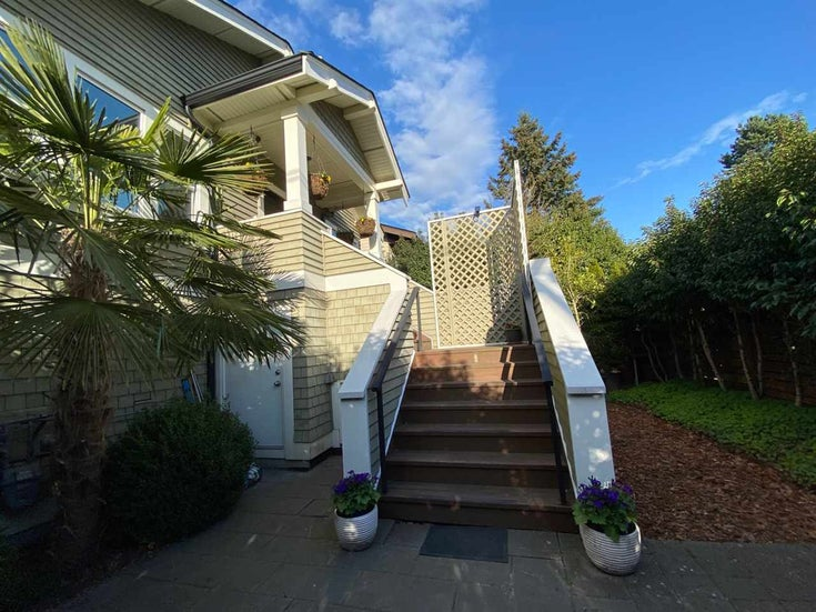 2795 W 8TH AVENUE - Kitsilano 1/2 Duplex for sale, 3 Bedrooms (R2563168)