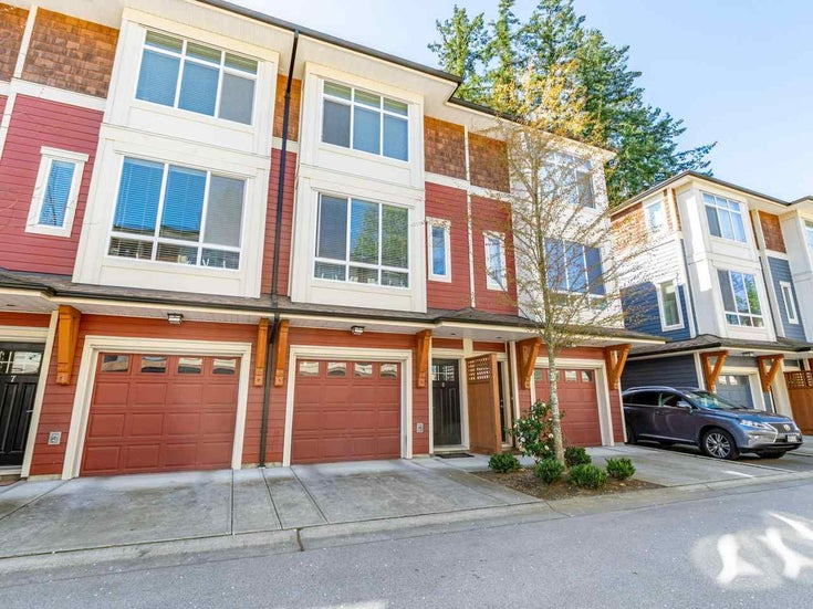 8 2929 156 STREET - Grandview Surrey Townhouse for sale, 2 Bedrooms (R2563180)