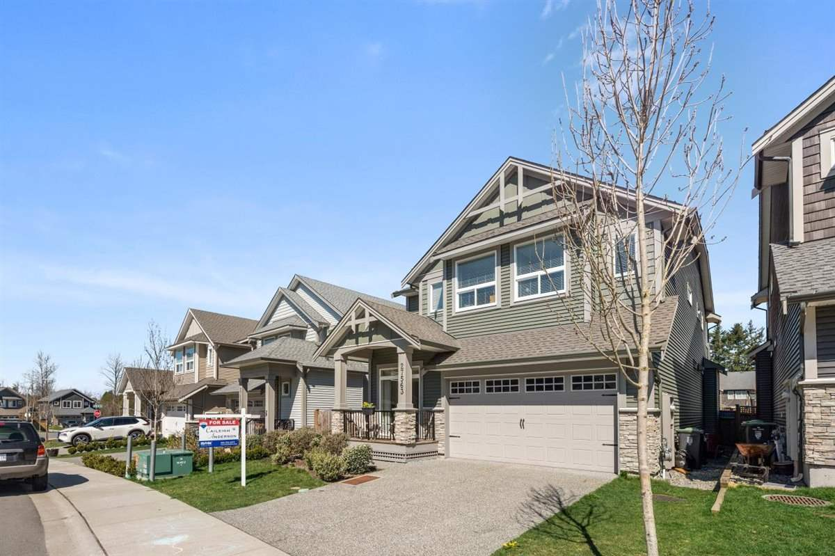 27563 27A AVENUE - Aldergrove Langley House/Single Family for sale, 5 Bedrooms (R2563186) - #1