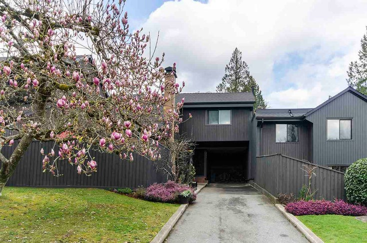 112 4001 MT SEYMOUR PARKWAY - Dollarton Townhouse for sale, 2 Bedrooms (R2563210)