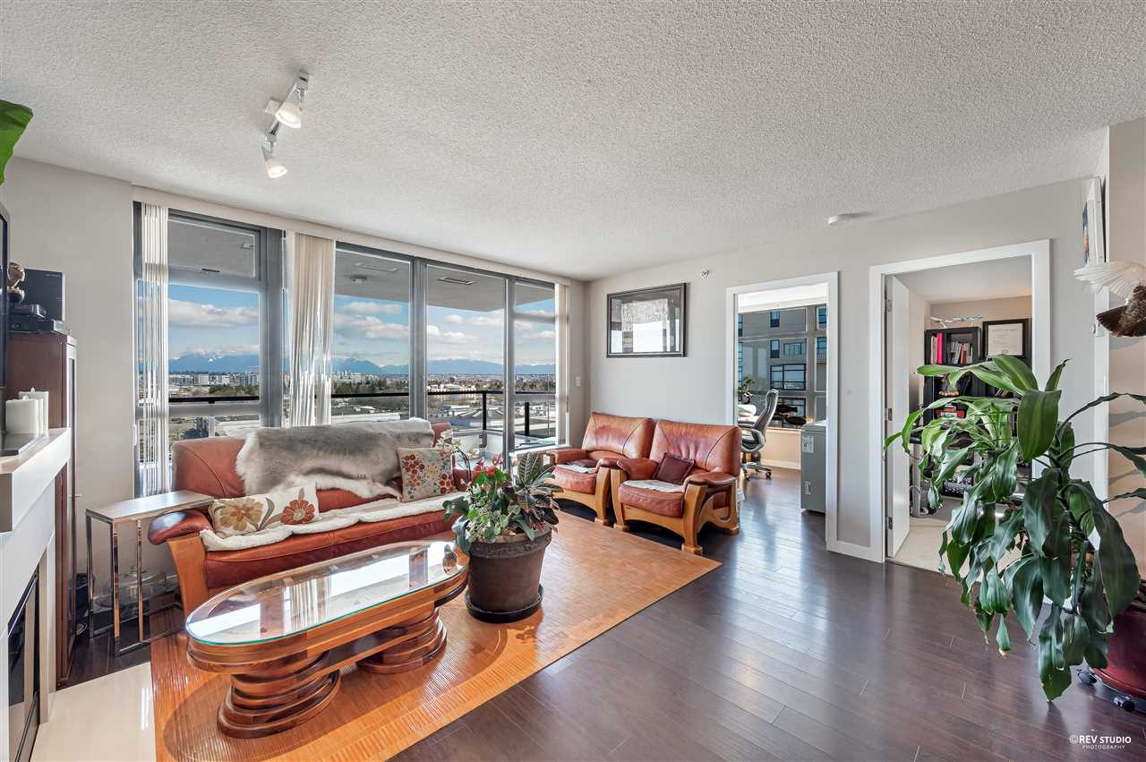 1203 8120 LANSDOWNE ROAD - Brighouse Apartment/Condo for sale, 2 Bedrooms (R2563255)