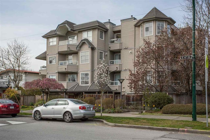 201 1481 E 4TH AVENUE - Grandview Woodland Apartment/Condo for sale, 2 Bedrooms (R2563264)