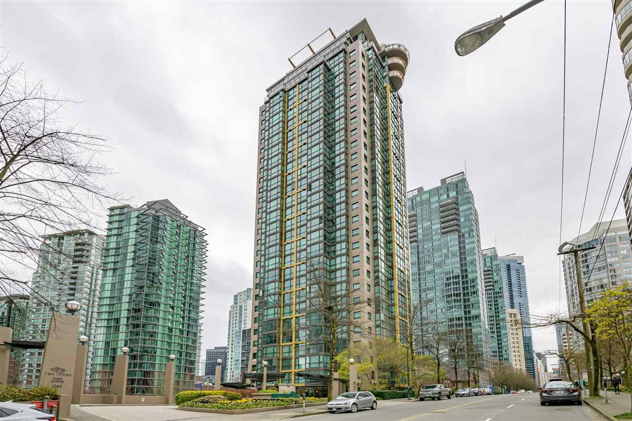 306 1331 ALBERNI STREET - West End VW Apartment/Condo for sale, 1 Bedroom (R2563285) - #1