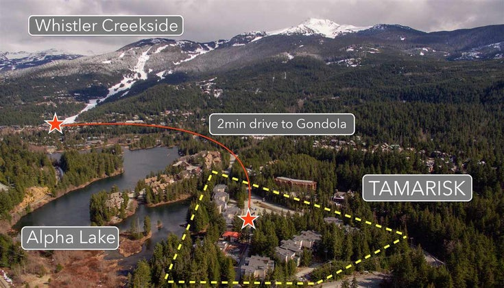 DP2 1400 ALTA LAKE ROAD - Whistler Creek Apartment/Condo for sale, 1 Bedroom (R2563296)