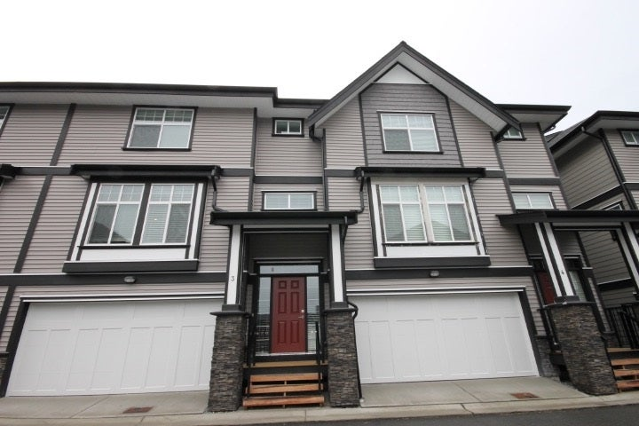 3 7740 GRAND STREET - Mission BC Townhouse for sale, 3 Bedrooms (R2563328)
