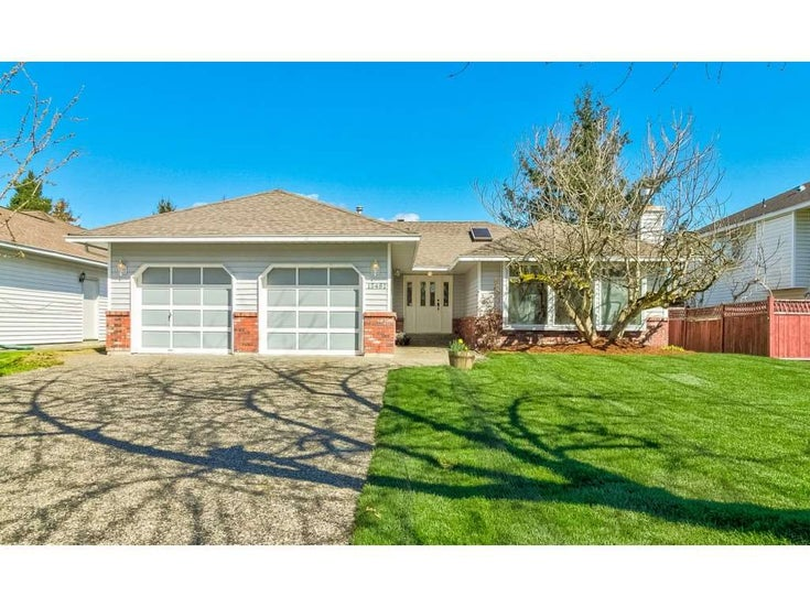 15481 94 AVENUE - Fleetwood Tynehead House/Single Family for sale, 3 Bedrooms (R2563336)