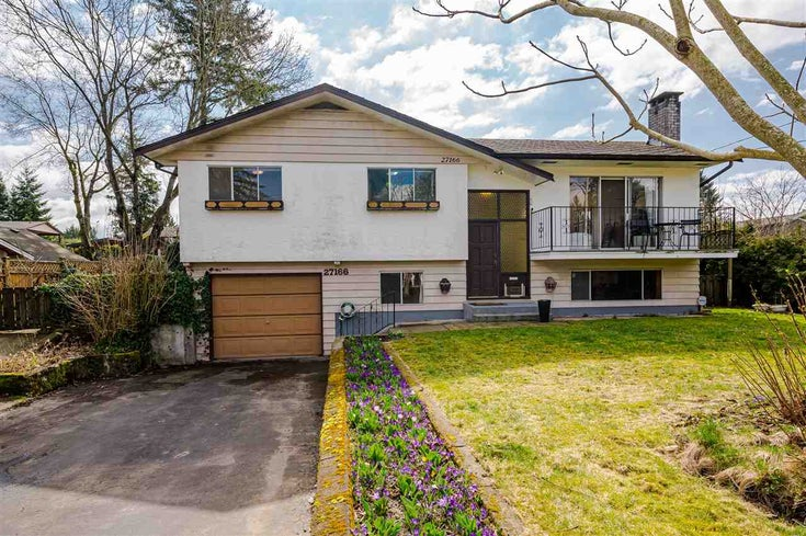 27166 28B AVENUE - Aldergrove Langley House/Single Family for sale, 4 Bedrooms (R2563345)