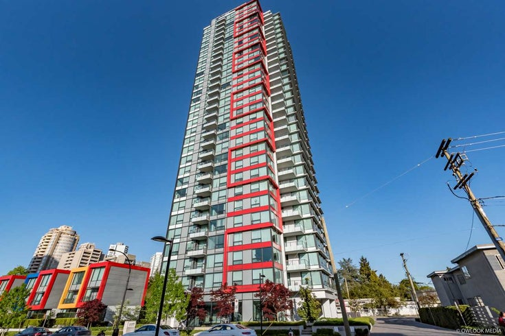 1508 6658 DOW AVENUE - Metrotown Apartment/Condo for sale, 1 Bedroom (R2563346)