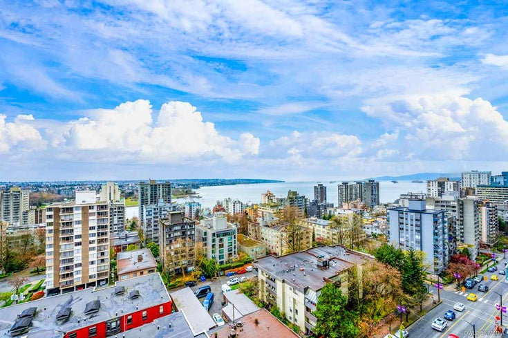 1403 1171 JERVIS STREET - West End VW Apartment/Condo for sale, 2 Bedrooms (R2563406)