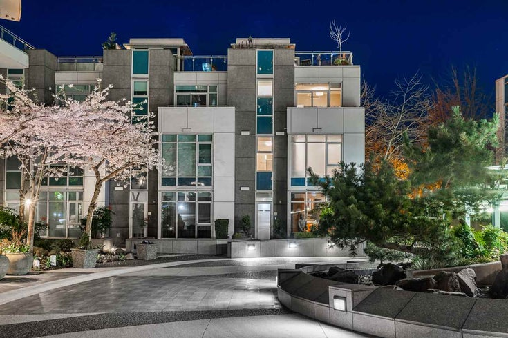 TH18 1281 W CORDOVA STREET - Coal Harbour Townhouse for sale, 3 Bedrooms (R2563407)