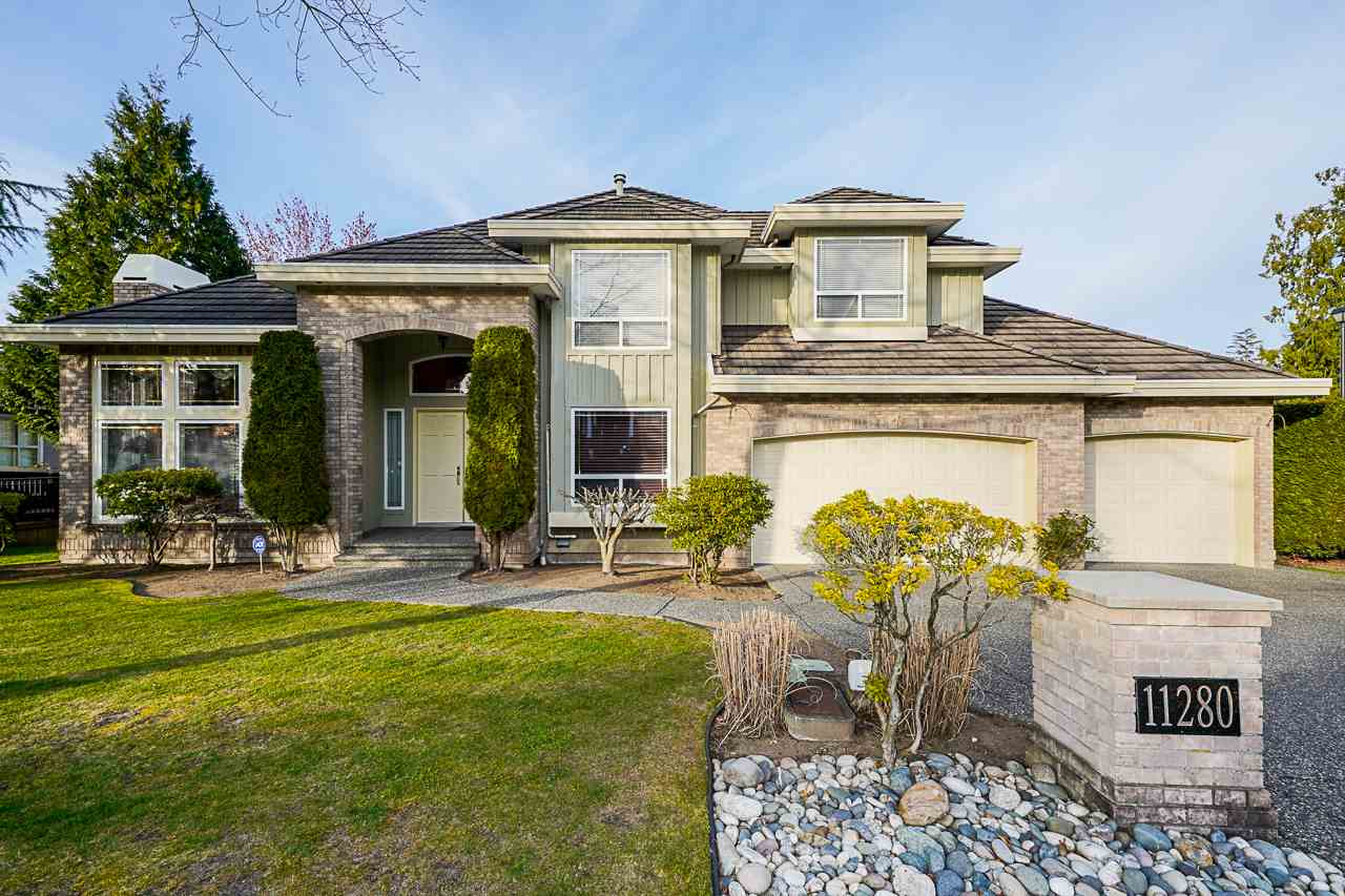 11280 163 STREET - Fraser Heights House/Single Family for sale, 5 Bedrooms (R2563423)