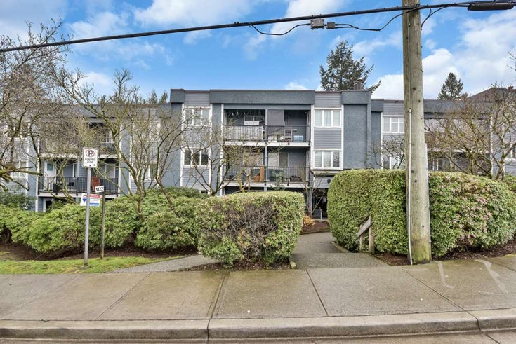 303 1122 KING ALBERT AVENUE - Central Coquitlam Apartment/Condo for sale, 1 Bedroom (R2563520)