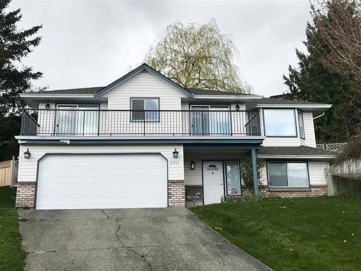 2871 CROSSLEY DRIVE - Abbotsford West House/Single Family for sale, 3 Bedrooms (R2563526)