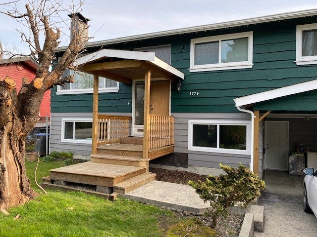1776 WARWICK AVENUE - Central Pt Coquitlam House/Single Family for sale, 5 Bedrooms (R2563548)