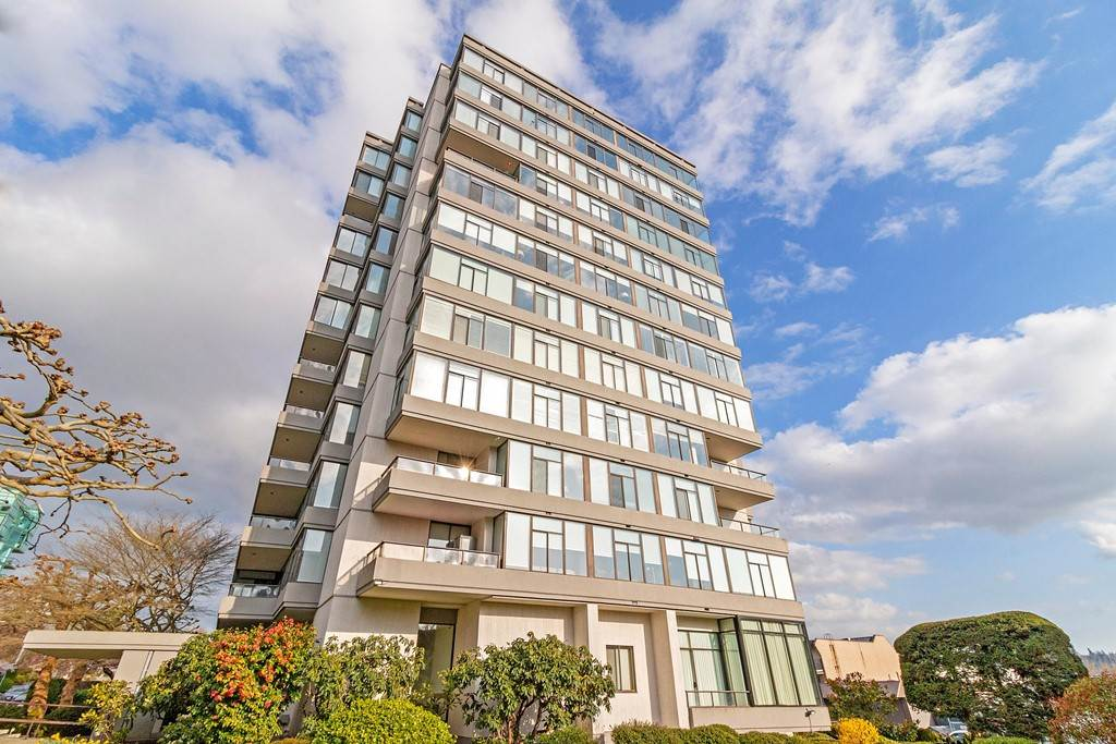 1201 1480 DUCHESS AVENUE - Ambleside Apartment/Condo for sale, 2 Bedrooms (R2563558)