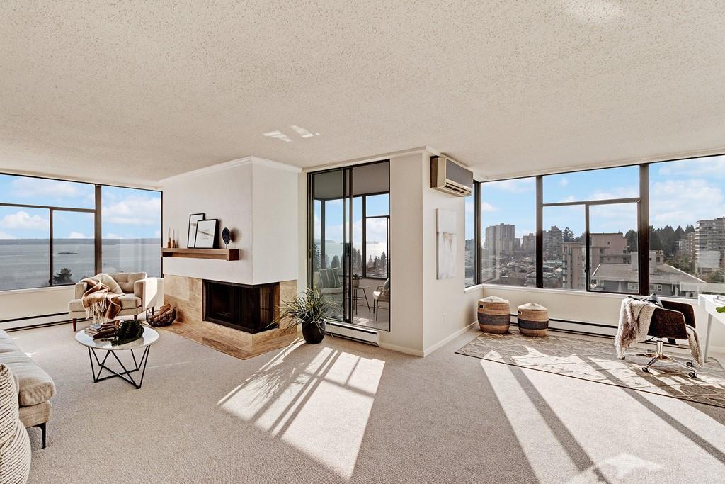1201 1480 DUCHESS AVENUE - Ambleside Apartment/Condo for sale, 2 Bedrooms (R2563558) - #4