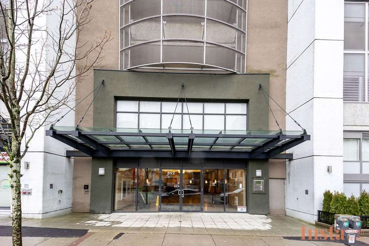 2006 892 CARNARVON STREET - Downtown NW Apartment/Condo for sale, 2 Bedrooms (R2563616)