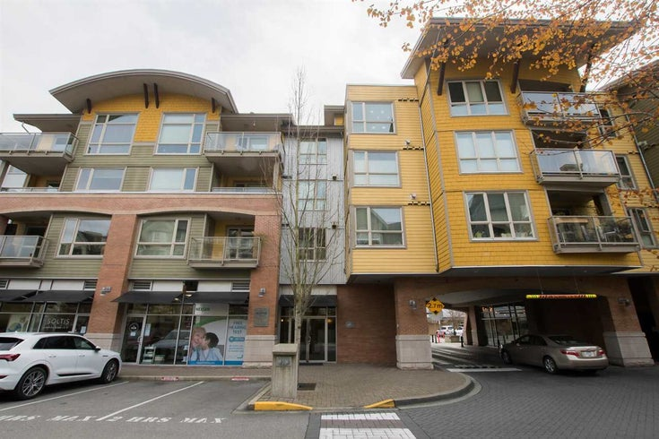 206 1315 56 STREET - Cliff Drive Apartment/Condo for sale, 2 Bedrooms (R2563642)