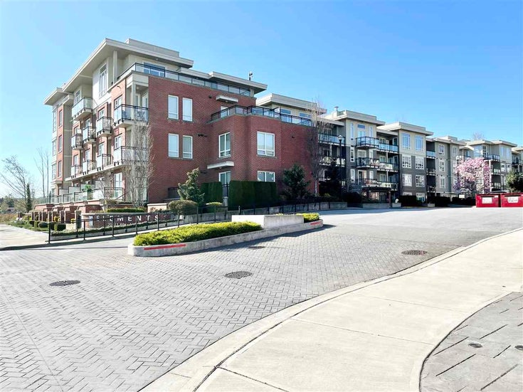 D111 20211 66 AVENUE - Willoughby Heights Apartment/Condo for sale, 2 Bedrooms (R2563678)