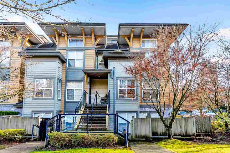 203 4155 CENTRAL BOULEVARD - Metrotown Townhouse for sale, 2 Bedrooms (R2563696)