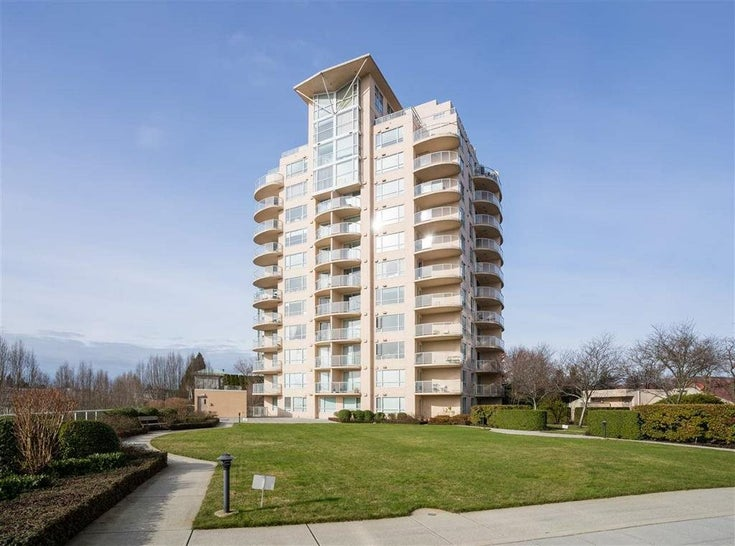 402 7680 GRANVILLE AVENUE - Brighouse South Apartment/Condo for sale, 3 Bedrooms (R2563718)