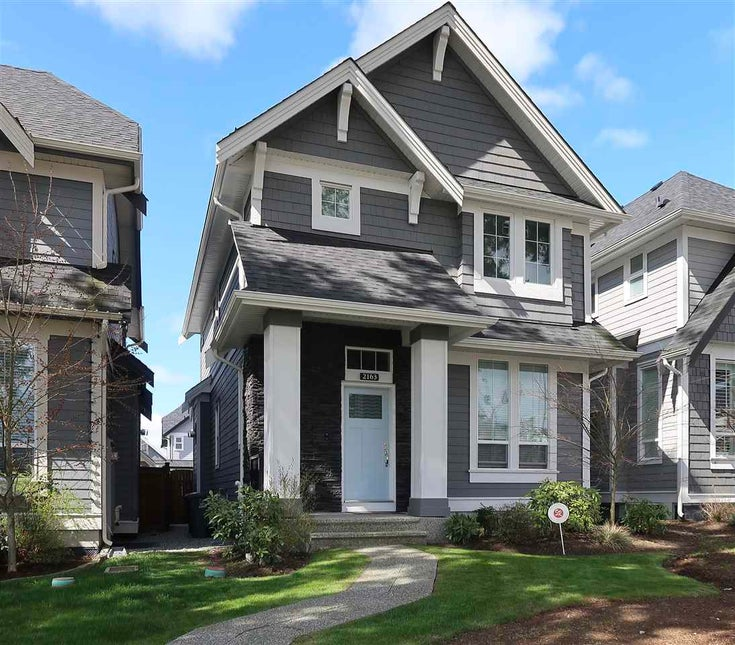 2163 166 STREET - Grandview Surrey House/Single Family for sale, 5 Bedrooms (R2563728)