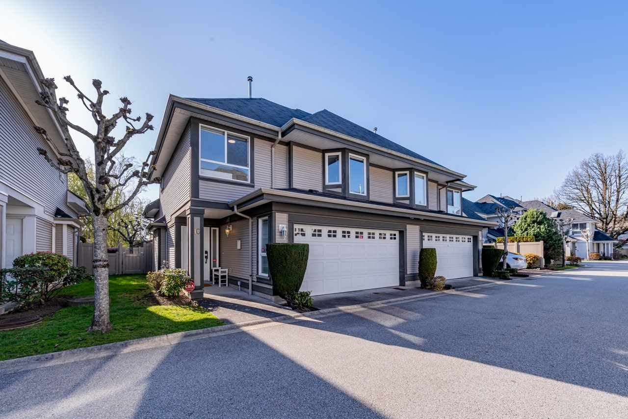 10 8000 HEATHER STREET - Garden City Townhouse for sale, 3 Bedrooms (R2563752)