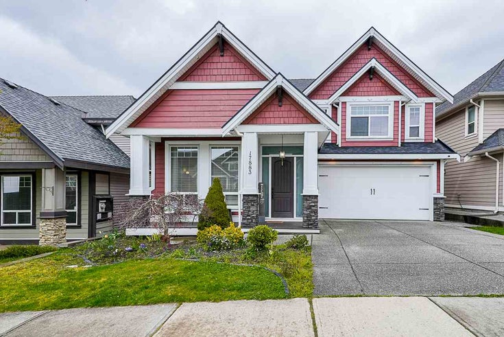17883 71A AVENUE - Cloverdale BC House/Single Family for sale, 4 Bedrooms (R2563767)