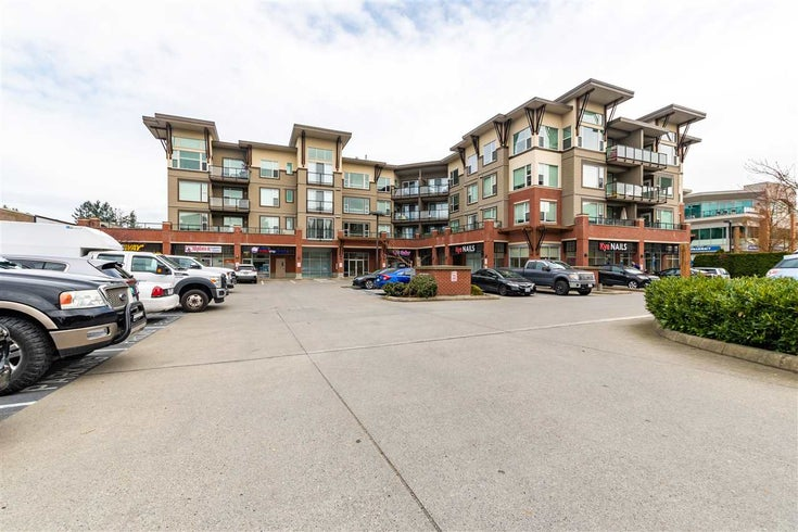 111 33539 HOLLAND AVENUE - Central Abbotsford Apartment/Condo for sale, 1 Bedroom (R2563793)