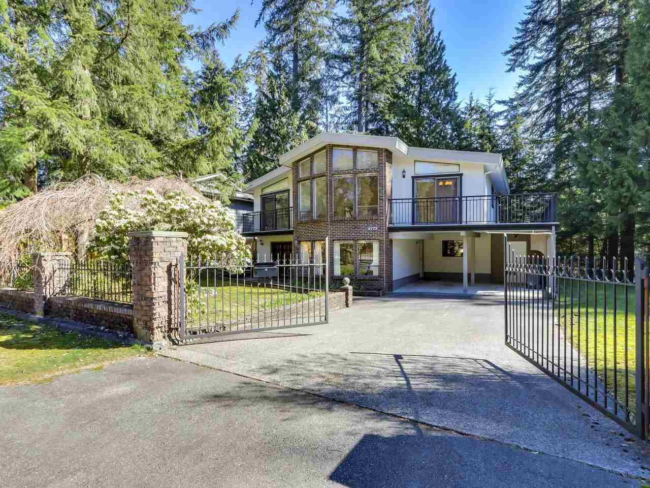4772 HOSKINS ROAD - Lynn Valley House/Single Family for sale, 5 Bedrooms (R2563804)