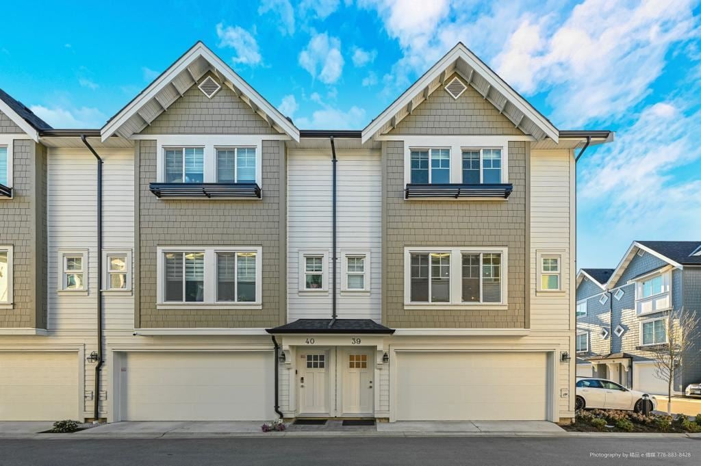 39 9211 MCKIM WAY - West Cambie Townhouse for sale, 3 Bedrooms (R2563821)