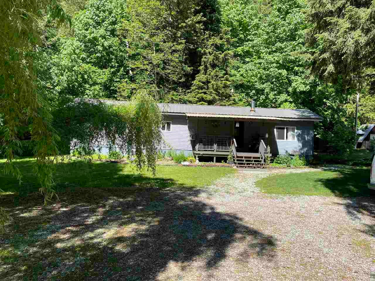 27103 DOGWOOD VALLEY ROAD - Hope Center Manufactured with Land for sale, 2 Bedrooms (R2563862) - #1