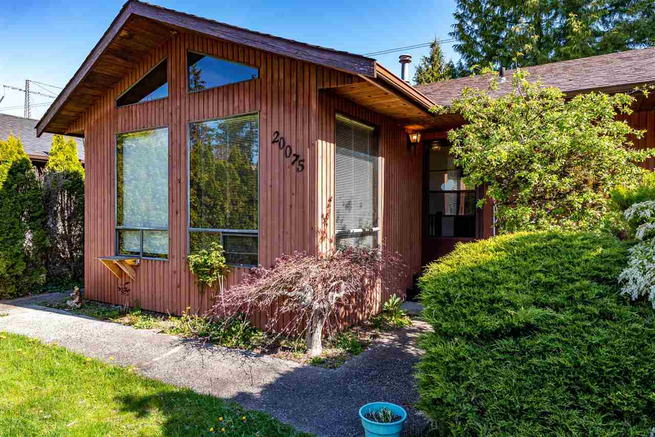 20075 46A AVENUE - Langley City House/Single Family for sale, 2 Bedrooms (R2563897) - #1