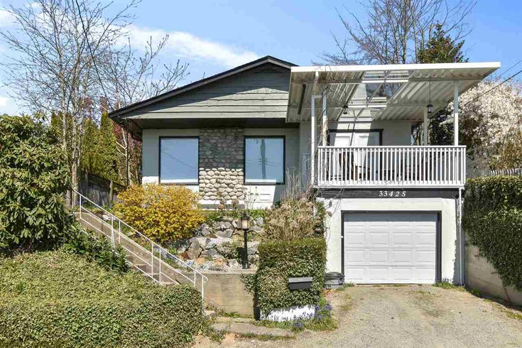 33425 2ND AVENUE - Mission BC House/Single Family for sale, 3 Bedrooms (R2563916)