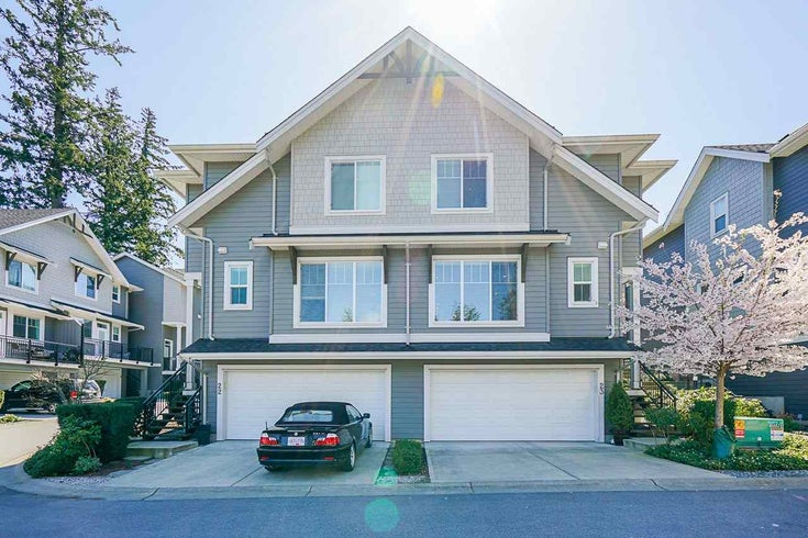 23 2855 158 STREET - Grandview Surrey Townhouse for sale, 3 Bedrooms (R2563924)