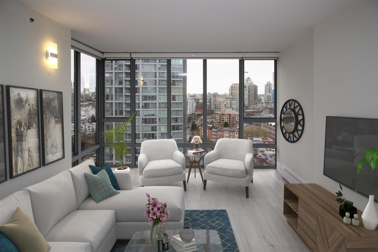 1603 950 CAMBIE STREET - Yaletown Apartment/Condo for sale, 3 Bedrooms (R2563970) - #1