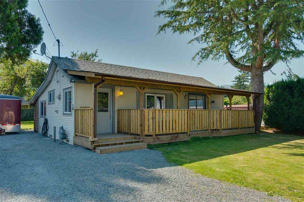 9835 CARLETON STREET - Chilliwack N Yale-Well House/Single Family for sale, 2 Bedrooms (R2563976) - #1