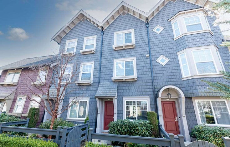 3 6450 N 187TH STREET - Cloverdale BC Townhouse for sale, 2 Bedrooms (R2563981)