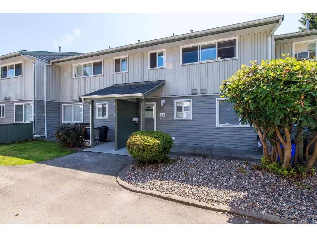 74 45185 WOLFE ROAD - Chilliwack W Young-Well Townhouse for sale, 3 Bedrooms (R2563987) - #1